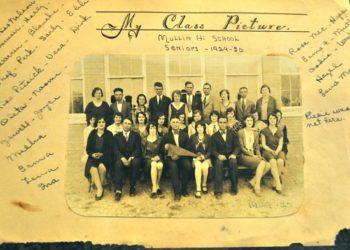 Mullin Class Photo