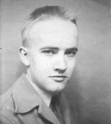 Robert Milo Wallin - abt 1942