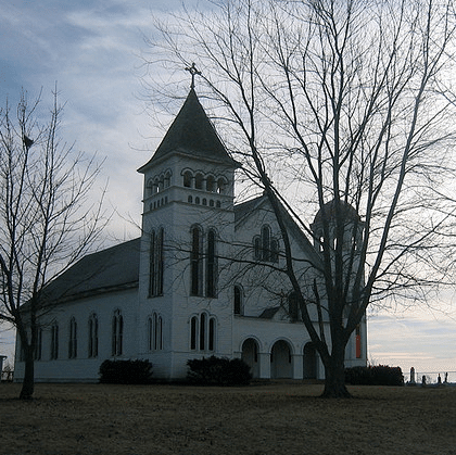 St. Mary's Church & Cemetery; Adair, MO