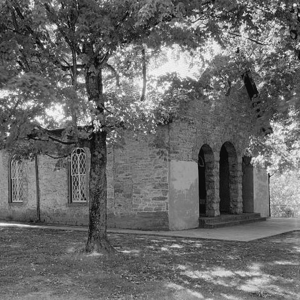 Old Stone Church, Timber Ridge, Rockbridge County, Virginia