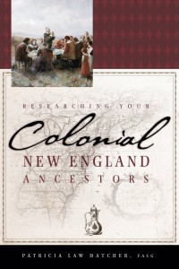 reseaching your colonial new england ancestors