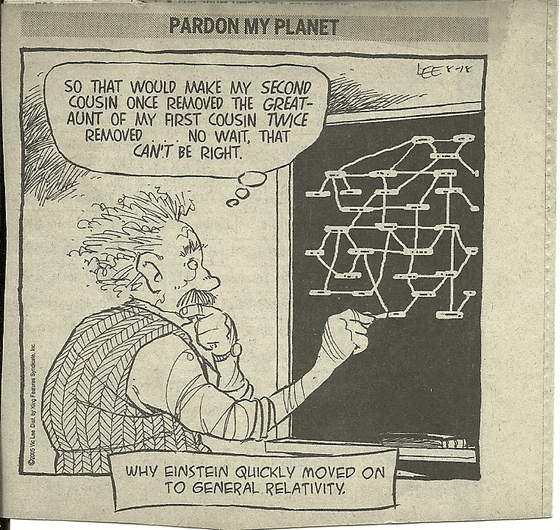 Free Comic Book Day History: Genealogy Humor: 10 Comic Finds That Made Us Laugh Out