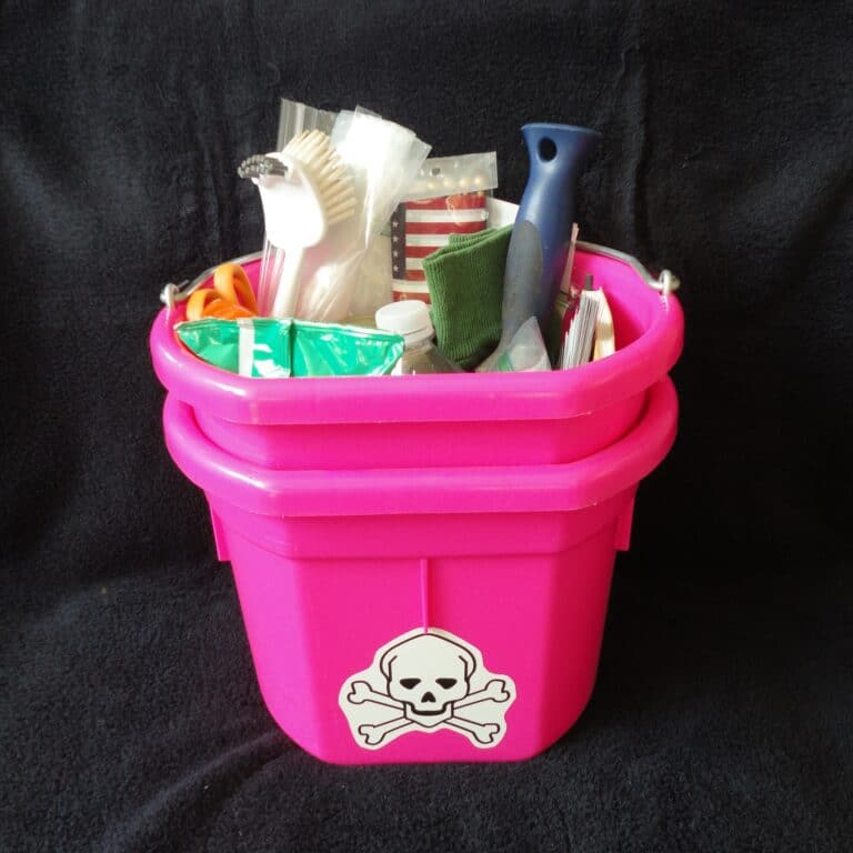 Do You Have a Graveyard Kit? Here are the 13 Things I Keep in Mine
