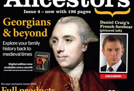 Discover Your Ancestors Magazine