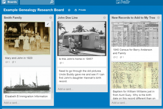 Finally! A Super Easy, Visual Way to Organize Your Genealogy Data