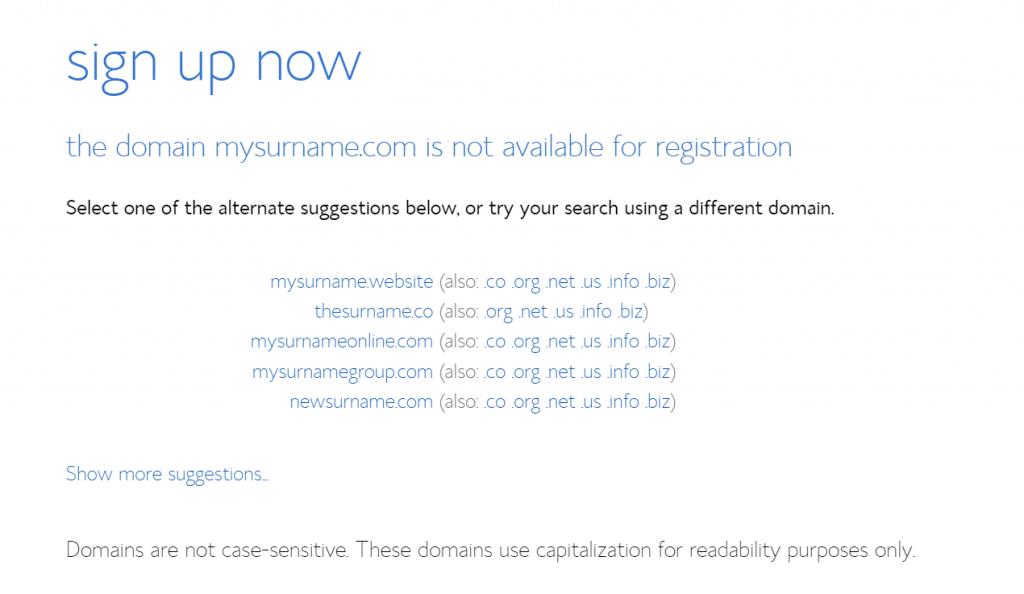 domain_name_taken