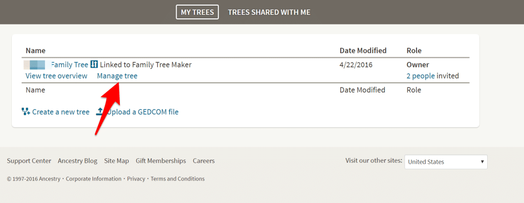 yes you can download your tree from ancestry com here s how