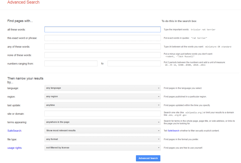 advanced_google_search_genealogy