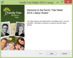 Update Wizard Family Tree Maker