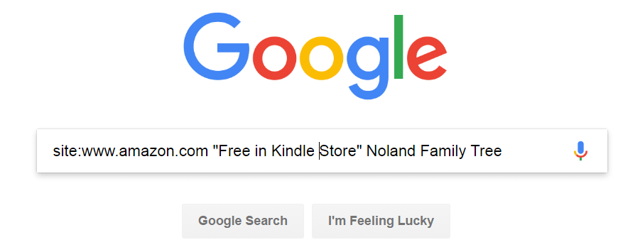 Search Free Kindle Books from Amazon With This Simple Google Trick