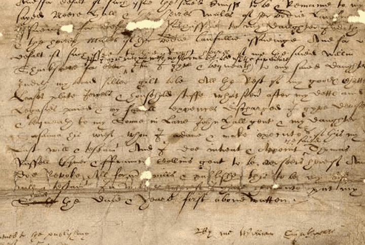 Thousands of Probate Records Are Free Right Now on The NEHGS Website