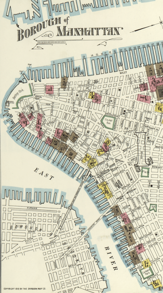 These Old Fire Insurance Maps Reveal a Surprising Amount of Genealogy Data