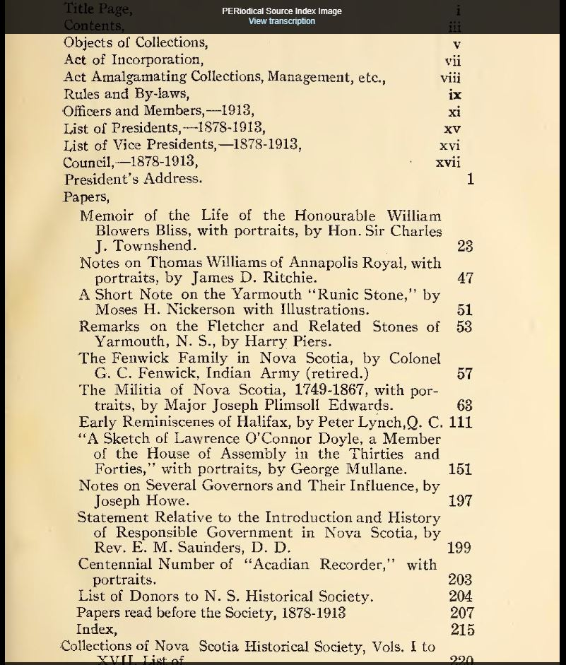 Using PERSI for Genealogy 7