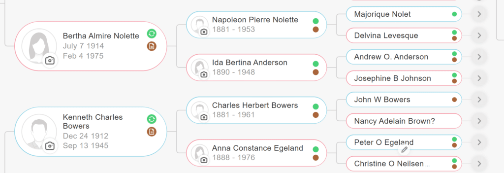 Ancestry is Not the Only Site With Records Hints