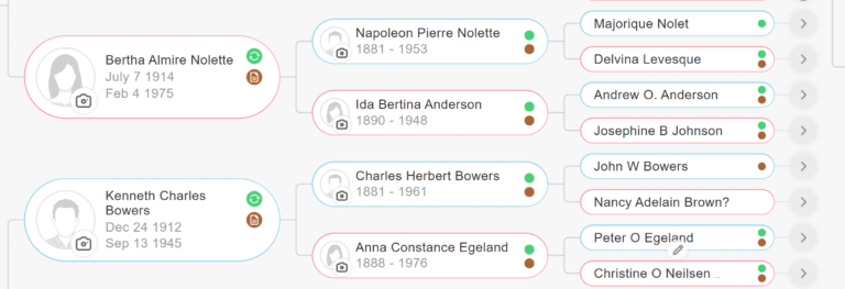 Ancestry Isn't the Only Site With Record Hints