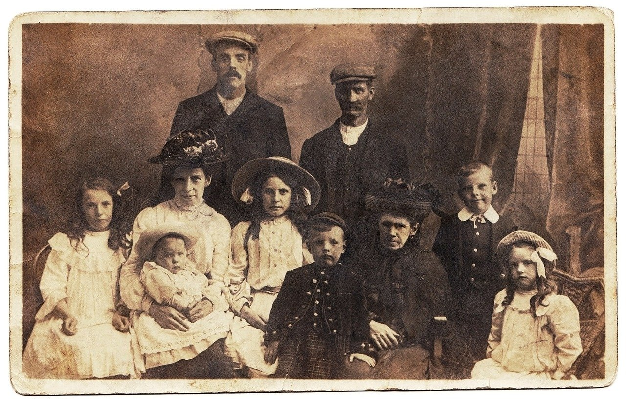 how to find your family ancestry