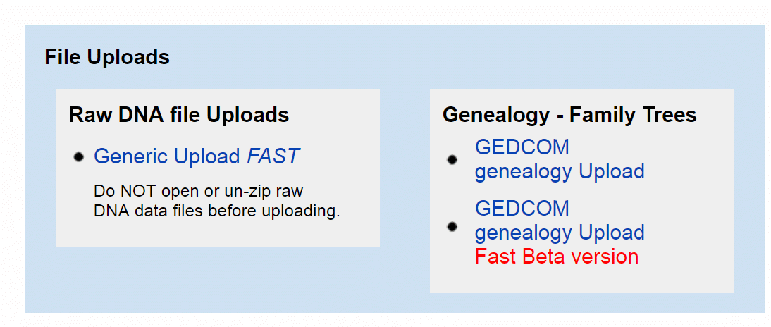 Here's How to Use GEDmatch for Free DNA Reports and Cousin