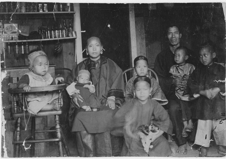 Chinese-American Genealogy: A Beginner's Guide to Tracing Your Ancestry