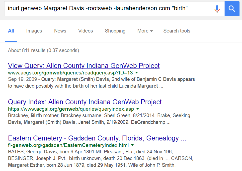 inurl Google Search