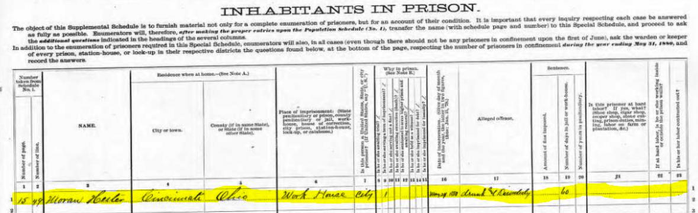 1880 DDD Prison Schedule Moran