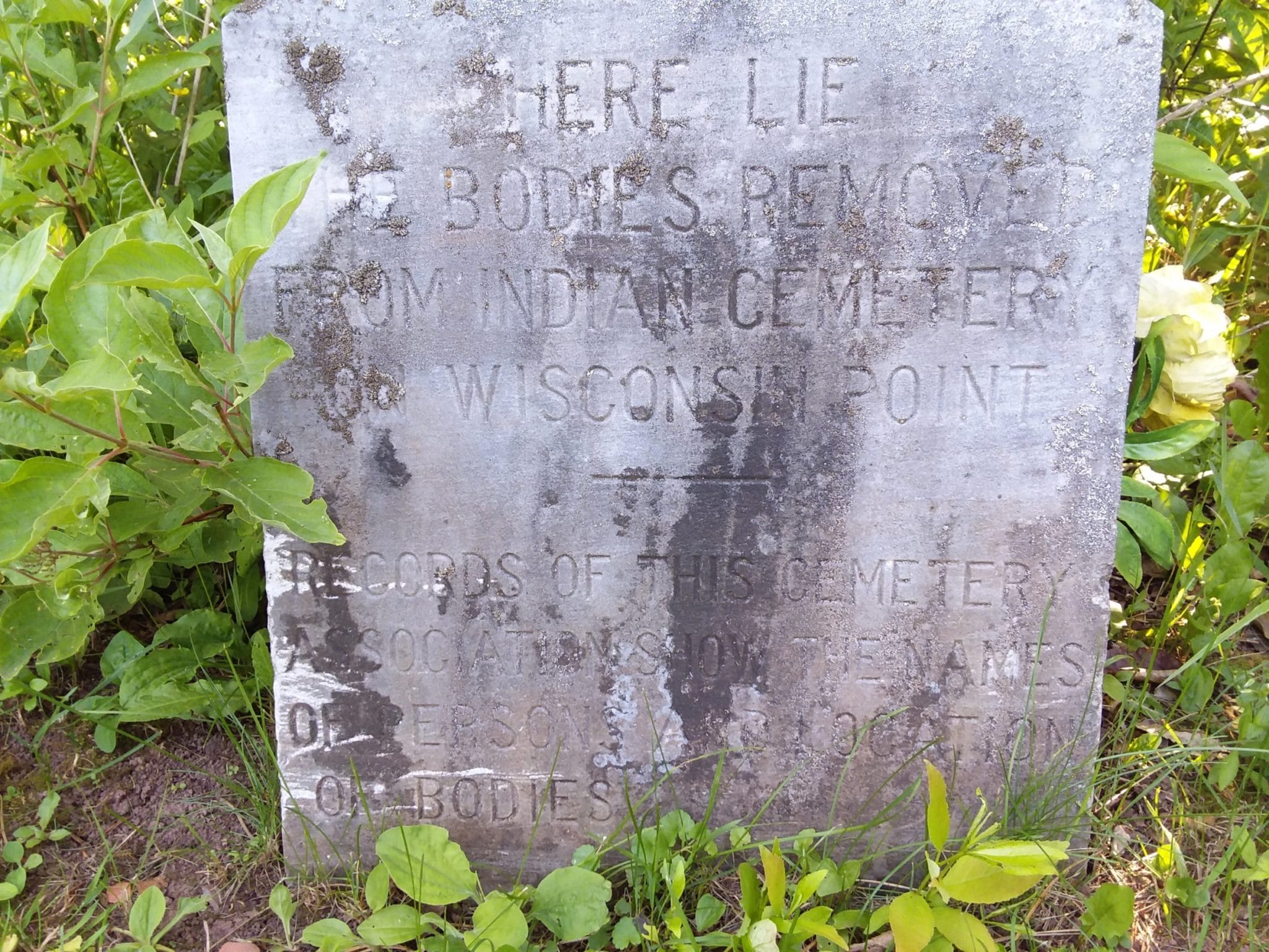 What is remarkable is the Don Cemetery