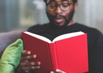 5 Fiction Book Series Genealogists are Sure to Love - Man Reading