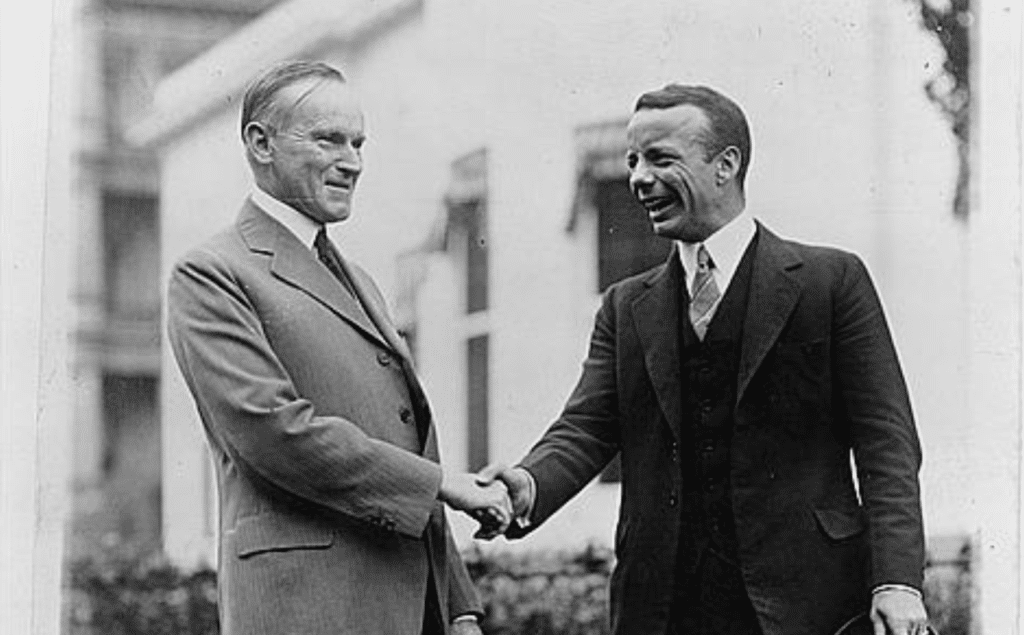 Contacting a DNA Match - Theo Roosevelt Jr. and Calvin Coolidge
