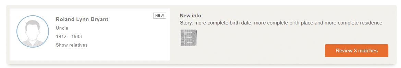 Story Match