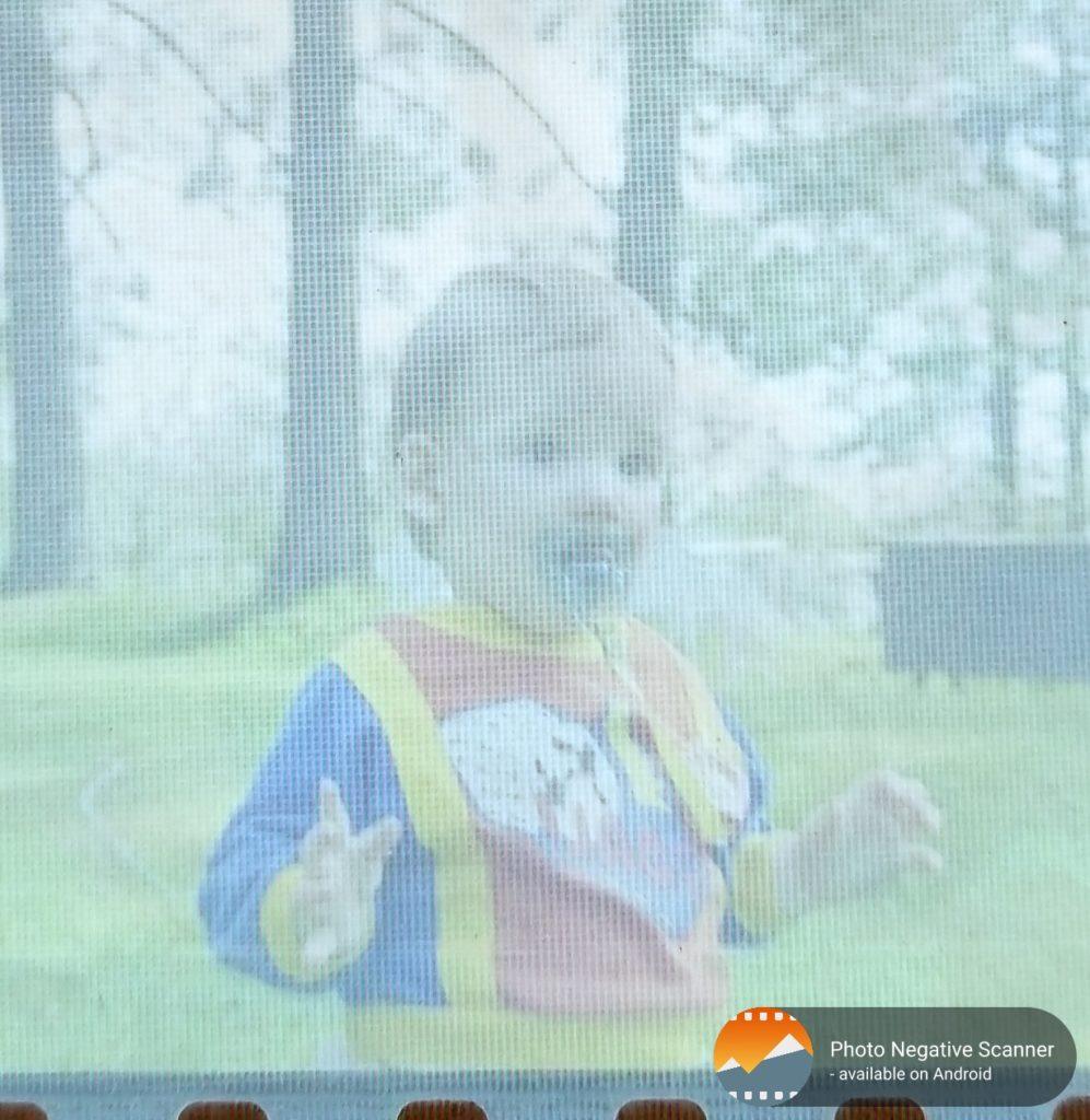 Old family photo scanning app, photo negative scanner