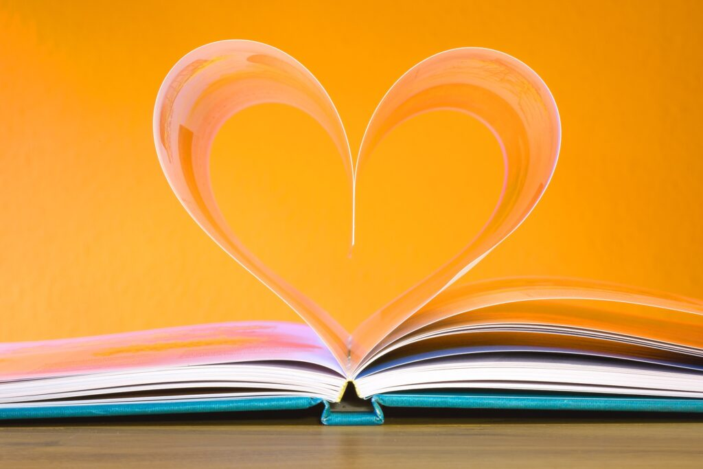 Beyond the Tree 4 Ways to Share Your Family History Research - Book With heart