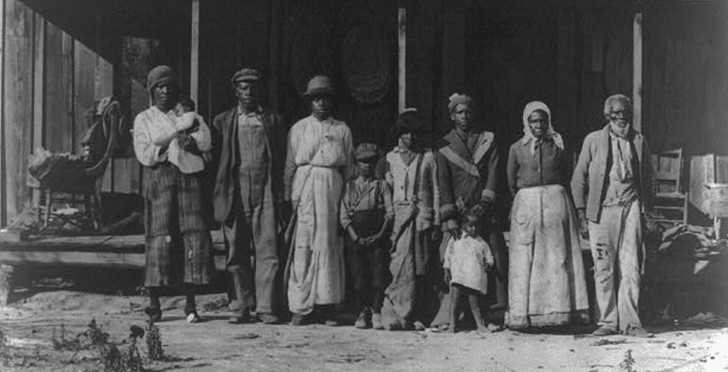 How a Family Group Sheet Could Become Your Secret Research Weapon - South Carolina Family c1914