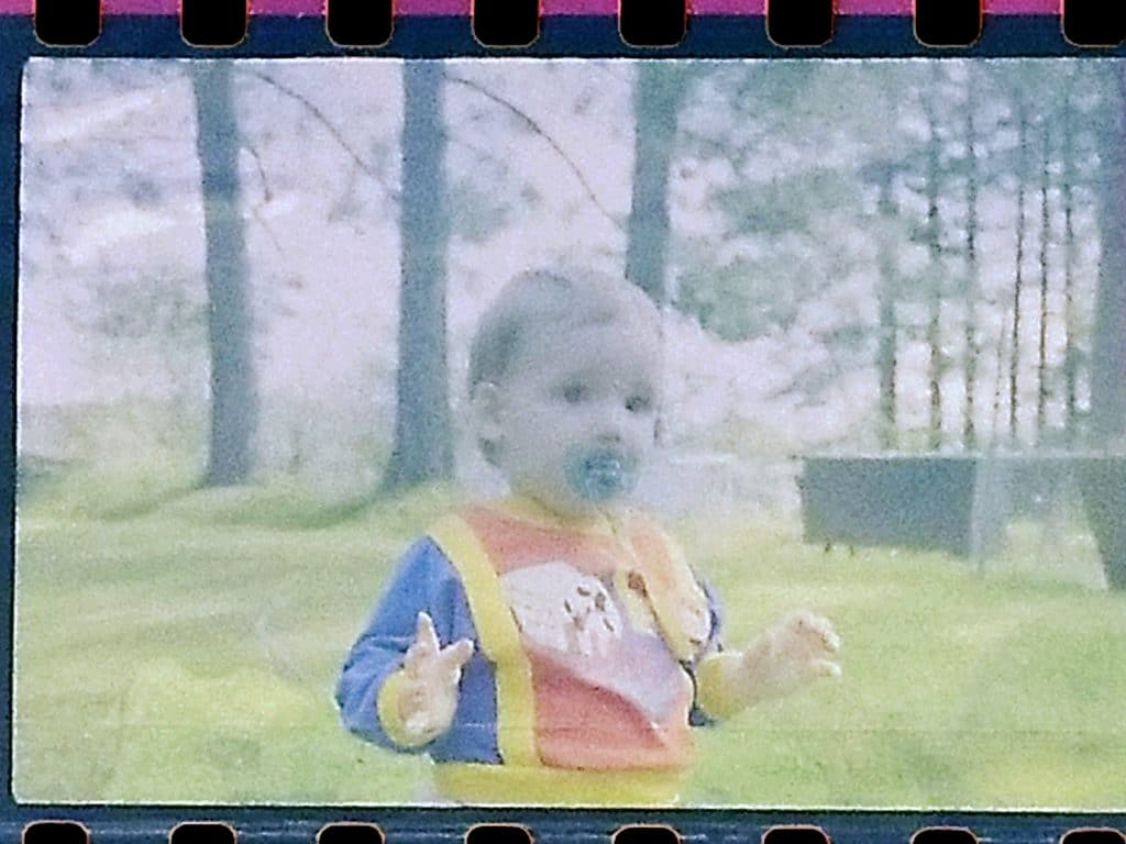 Kodak Negative Scanning Apps - Baby 3