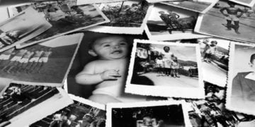 How to Put Old Photos on Display