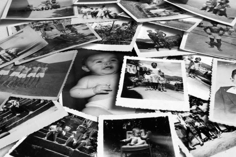 Stop Hiding Your Old Family Photos! 14 Ways to Put Them on Display