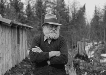 Rarest Last Names in US - Old Man Living Alone in 1937