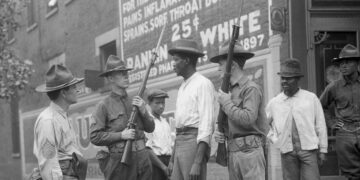 Records of Mass Racial Violence America,Chicago Race Riot 1919