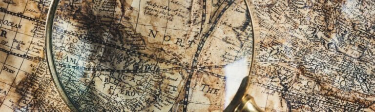 Old Map Collections That Every Family Historian Should Know About